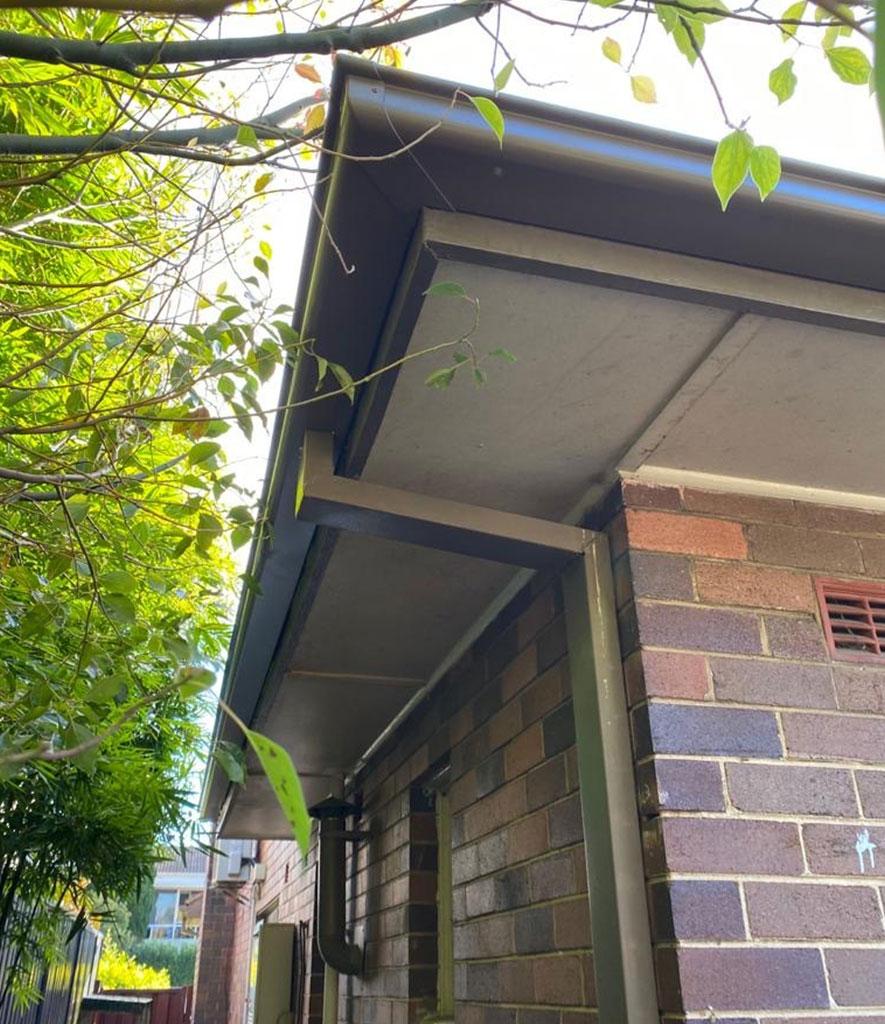 roofing gutter fix Service Fox